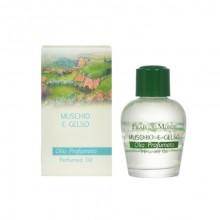 Frais Monde Musk And Mulberry Perfumed Oil 12ml naisille 31091