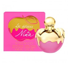 Nina Ricci Les Delices de Nina Eau de Toilette 50ml naisille 18545
