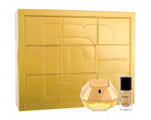 Paco Rabanne Lady Million Edp 50 ml + Nail Polish 9 ml naisille 67973