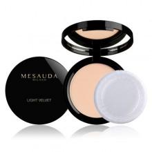 Mesauda Milano Mesauda Milano Light Velvet Compact Powder 101 Naturelle 7g 7 g