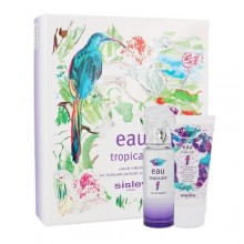 Sisley Eau Tropicale Edt 50ml + 50ml body lotion naisille 34512