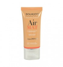 BOURJOIS Paris Air Mat Makeup 30ml 07 Halé Foncé naisille 55708