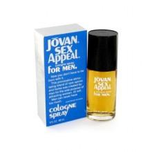 Jovan Sex Appeal Cologne 88ml miehille 09425