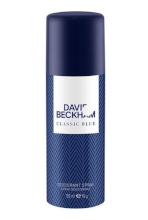 David Beckham Classic Blue Deodorant 150ml miehille 37942