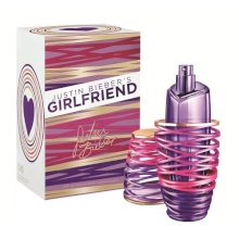 Justin Bieber Girlfriend Eau de Parfum 15ml naisille 02907