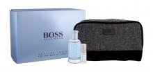 HUGO BOSS Boss Bottled Edt 100 ml + Edt 8 ml + Cosmetic Bag miehille 72411