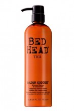 Tigi Bed Head Colour Goddess Shampoo Cosmetic 750ml naisille 23143