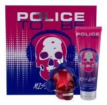 Police To Be Edp 75 ml + Body Lotion 100 ml naisille 69943