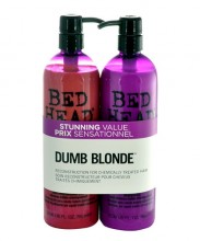 Tigi Bed Head Dumb Blonde 750ml Bed Head Dumb Blonde Shampoo + 750ml Bed Head Dumb Blonde Reconstructor naisille 59246