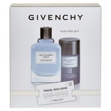 Givenchy Gentlemen Only Edt 100ml + 75ml Deostick miehille 30772
