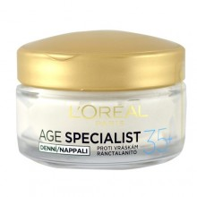 L´Oreal Paris Age Specialist 35+ Day Cream Cosmetic 50ml naisille 50020