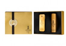 Paco Rabanne 1 Million Edt 100ml + 150ml Deodorant miehille 20367