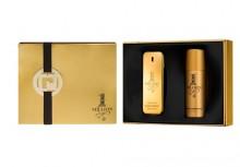 Paco Rabanne 1 Million Edt 100ml + 150ml Deodorant miehille 20367