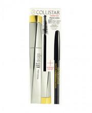 Collistar Mascara Art Design 12ml Mascara Art Design + 1,2g Professional Eye Pencil Black Extra Black naisille 58510