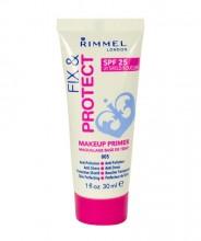 Rimmel London Fix & Protect Makeup Primer 30ml 005 naisille 03609