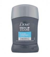 Dove Men + Care Clean Comfort 48h Deostick Cosmetic 50ml miehille 20021