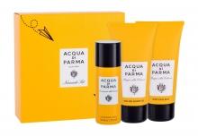 Acqua di Parma Colonia Shower Gel 75 ml + Aftershave Balm 75 ml + Deodorant 50 ml miehille 50330
