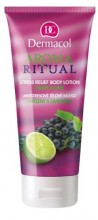 Dermacol Aroma Ritual Body Lotion Grape&Lime Cosmetic 250ml naisille 01387