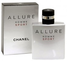 Chanel Allure Homme Sport Aftershave Water 100ml miehille 30604