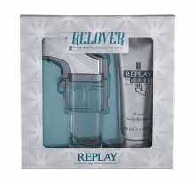 Replay Relover Edt 50 ml + Shower Gel 100 ml miehille 63315