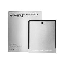 Porsche Design Titan Eau de Toilette 50ml miehille 02012