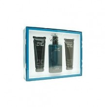 Davidoff Cool Water Edt 125ml + 75ml After shave balm + 75ml Shower gel miehille 73464