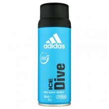 Adidas Ice Dive Deodorant 150ml miehille 66190