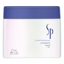 Wella SP Hydrate Hair Mask 400ml naisille 82918