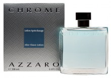 Azzaro Chrome Aftershave Water 100ml miehille 20105