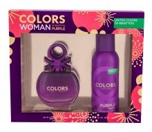 Benetton Colors Eau de Toilette 80ml naisille 14680