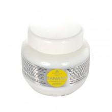 Kallos Banana Fortifying Hair Mask Cosmetic 275ml naisille 11944