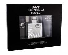 David Beckham Respect Edt 90 ml + Shower Gel 200 ml + Deodorant 150 ml miehille 05038
