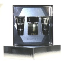 Yves Saint Laurent La Nuit De L´Homme Edt 100ml + 50ml After shave balm + 50ml Shower gel miehille 01090