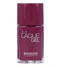 BOURJOIS Paris La Laque Gel Nail Polish 10ml 10 Beach Violet naisille 01037