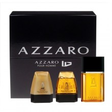 Azzaro Pour Homme Edt 100ml + 75ml Shower gel + 75ml After shave balm miehille 91525