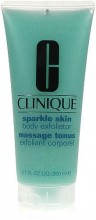 Clinique Sparkle Skin Body Peeling 200ml naisille 91125