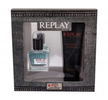 Replay Replay For Him Edt 30 ml + Shower Gel 100 ml miehille 20011
