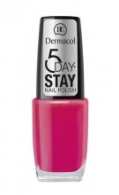 Dermacol 5 Day Stay Nail Polish Cosmetic 10ml 7 naisille 56278