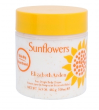 Elizabeth Arden Sunflowers Body cream 500ml naisille 52329