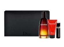 Christian Dior Fahrenheit Edt 100ml + 50ml shower gel + edt 3ml miehille 24642