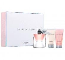 Lancome La Vie Est Belle Edp 30ml + 50ml Shower gel + 50ml Body lotion naisille 29683