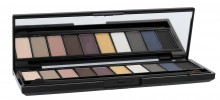 L´Oreal Paris Color Riche La Palette Ombrée Cosmetic 7g Smoky naisille 46096