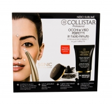 Collistar Nero Sublime Pearl Eye Care 40 pcs + Daily Facial Cream 15 ml + Skin Care Device naisille 52232