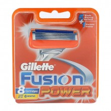 Gillette Fusion Power Cosmetic 8ks miehille 52529
