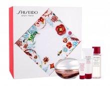 Shiseido Bio-Performance Daily Facial Care 50 ml + Facial Serum ULTIMUNE 5 ml + Clarifying Cleansing Foam 15 ml + Treatment Softener 30 ml naisille 35714