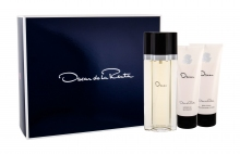 Oscar de la Renta Oscar Edt 100 ml + Body Lotion 100 ml + Shower Gel 100 ml naisille 91623