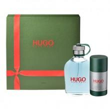 HUGO BOSS Hugo Man Edt 75 + 75ml Deostick miehille 37317