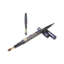 Esteé Lauder Automatic Eye Pencil Duo Cosmetic 0,2g 01 Jet Black naisille 92640