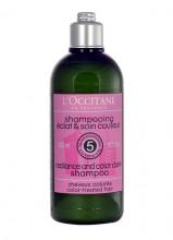 L´Occitane Radiance And Color Care Shampoo 300ml naisille 73760