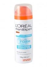 L´Oréal Paris Men Expert Shaving Foam 200ml miehille 08609